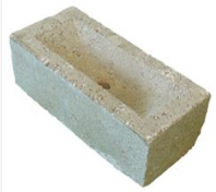 CONCRETE COMMON BRICKS (400) 65mm FROGGED 22N/MM2